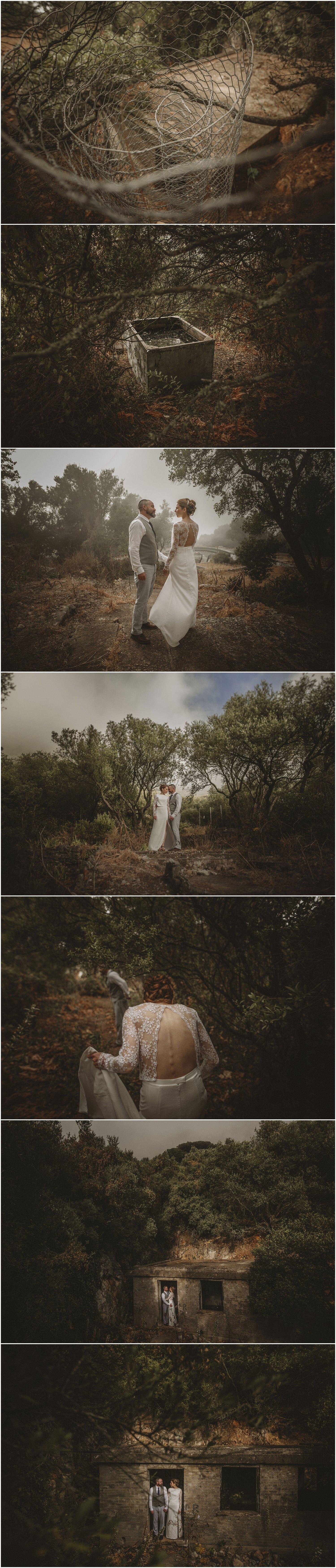Gibraltar wedding photographer, wedding in gibraltar, botanical garden, alameda, gibraltar, botanical wedding, oscar guillen, fotografo, bodas gibraltar